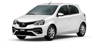 Etios Hatch X Plus Manual | 2020