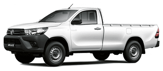 Hilux Cabine Simples | 2020