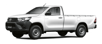 **Hilux** Cabine Simples