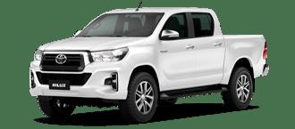 Hilux Cabine Dupla SRV 4×2 AUT | 2020