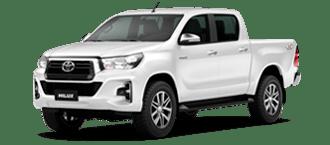 Hilux Cabine Dupla SRV 4×4 AUT. | 2020