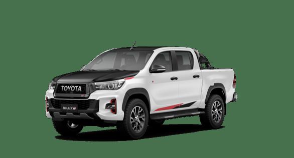 HILUX CABINE DUPLA GR-S II 4×4 Aut Gasolina