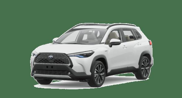 Corolla Cross XRV Hybrid